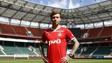 Фёдор Смолов рассказал о своём переходе в «Локомотив»