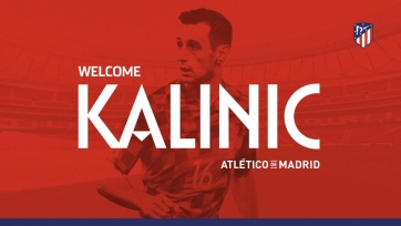 Официально: Калинич перебрался в «Атлетико»