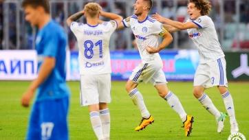 «Зенит» разгромно проиграл минскому «Динамо» в Лиге Европы