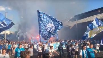 Официально: в Минске задержаны 14 болельщиков «Зенита»