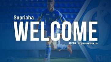 Официально: Киевское «Динамо» подписало 18-летнего форварда