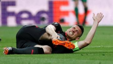 Стало известно, кто будет капитаном «Арсенала», пока Косельни травмирован