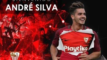 Официально: Силва – игрок «Севильи»