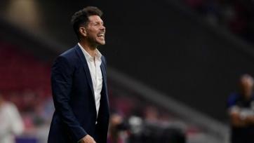Симеоне прокомментировал переход Куртуа в «Реал»