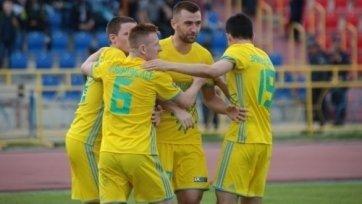 Известен состав «Астаны» на ответный поединок с «Динамо Загреб»