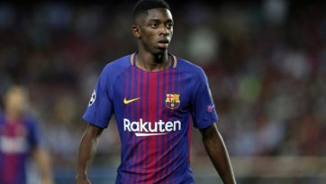 «Барселона» не намерена расставаться с Дембеле