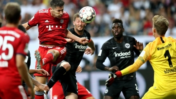 Хет-трик Роберта Левандовски приносит «Баварии» Суперкубок Германии