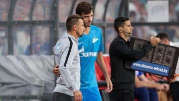 Ерохин: «Возможно ли отыграть четыре гола у минского «Динамо»? Это будет сложно»