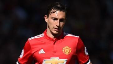 Три представителя Серии А ведут борьбу за защитника «Манчестер Юнайтед»