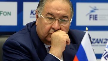 Российский бизнесмен объявил о готовности инвестировать в «Эвертон»