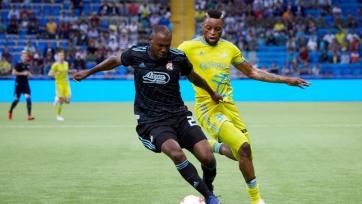 «Астана» вылетела из квалификации к Лиге чемпионов