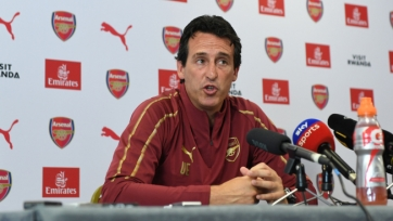 Руководство «Арсенала» не будет делать поспешных выводов о работе Унаи Эмери