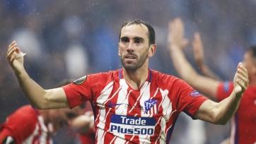 Диего Годин опроверг информацию о продлении контракта с «Атлетико»