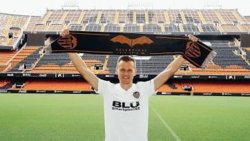 Черышев прокомментировал своё возвращение в «Валенсию»