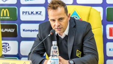 Тренер «Кайрата» изложил план на игру с «Сигмой»