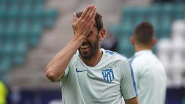 Годин заявил, что имеет много предложений, но останется в «Атлетико»