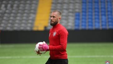 «Актобе» остался без своего основного вратаря на матч против «Акжайыка»