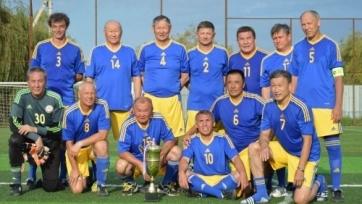 Чемпионат Казахстана среди ветеранов пройдет в Алматы