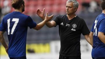 Бывший футболист «Манчестер Юнайтед»: «Моуринью – победитель»