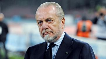 Президент «Наполи» отреагировал на критику со стороны болельщиков