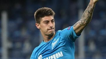 Футболист питерского «Зенита» продолжит карьеру в Серии А