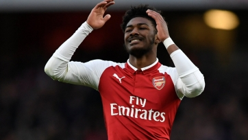 Молодой хавбек «Арсенала» выбыл из строя на 2 месяца
