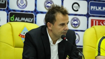 Тренер «Кайрата» поблагодарил болельщиков за поддержку