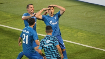 Дзюба прокомментировал победу «Зенита» со счётом 8:1
