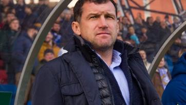 Гуренко: «У «Зенита» был единственный шанс продавить нас через центр, за счёт подач на высокорослых игроков, штрафных… и «Газпрома»