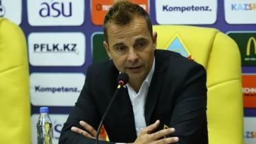 Главный тренер «Кайрата» может лишиться должности