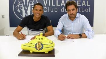 Официально: Бакка вернулся в «Вильярреал» на полноценной основе