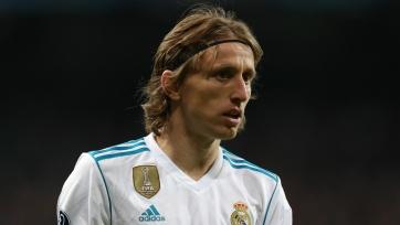 Миланский «Интер» никогда не контактировал с Модричем напрямую
