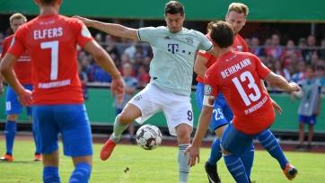 «Бавария» выиграла свой кубковый матч