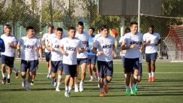 «Ордабасы» провели тренировку в Кызылорде