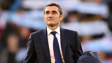 Вальверде: «Барселона» показала не лучшую свою игру»