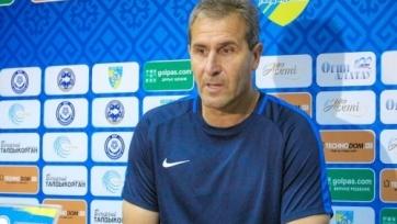 Димитар Димитров: «Это был худший матч моей команды»