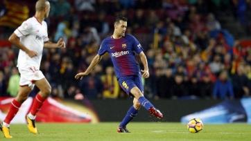 Желающим купить Бускетса у «Барселоны» придётся выложить 500 миллионов евро