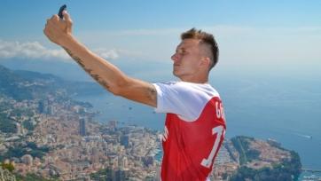 Александр Головин поделился подробностями о своём переходе в «Монако»