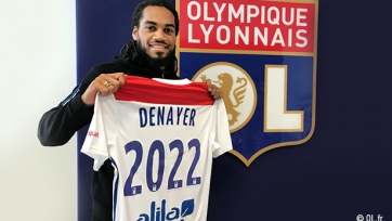 Официально: Денайер перешел из «Манчестер Сити» в «Лион»
