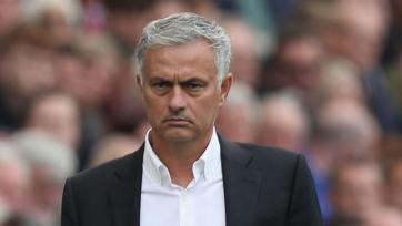 У Моуринью возник новый конфликт с руководством «Манчестер Юнайтед»