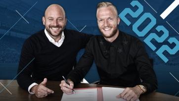 Официально: Фогт подписал новый контракт с «Хоффенхаймом»