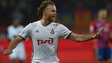 Денисов покидает «Локомотив» и переходит в «Крылья Советов»