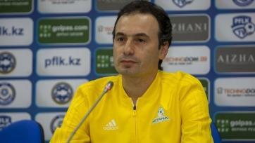 Тренер «Астаны» рассказал о готовности к матчу против АПОЭЛа