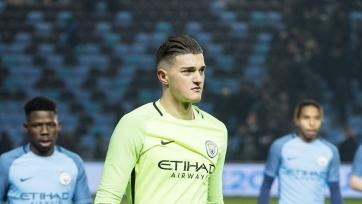 Официально: «Манчестер Сити» вернул из аренды вратаря из-за травмы Браво