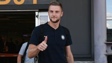 «Интер» предложит Шкриньяру новый контракт