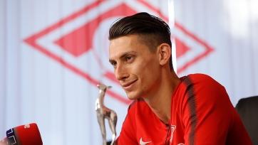 «Спартак» не отпустит Кутепова в другую команду