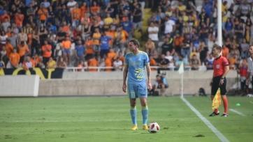 Фотоотчет матча АПОЭЛ – «Астана»