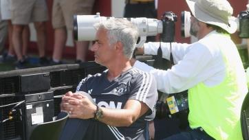 Источник: Моуринью готов покинуть «Манчестер Юнайтед»