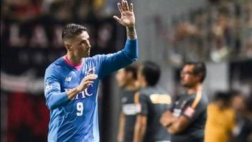 Фернандо Торрес забил первый гол в Японии (видео)
