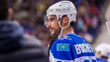 Тренер «Барыса» рассказал о статусе Боченски